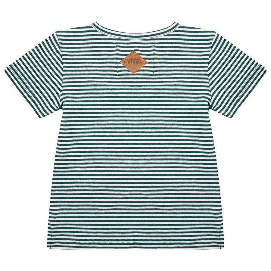 Little indians - Shirt Hey, Funny Faces Forest stripe-2