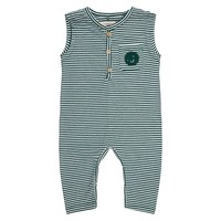 thumb-Little indians - Jumpsuit Forest Stripe-1