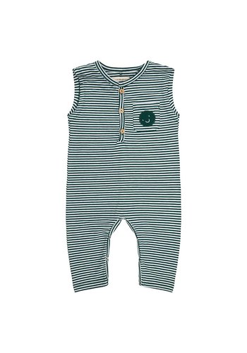 Jumpsuit Forest Stripe