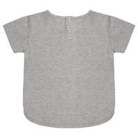 thumb-Little indians - Shirt Happy days grey melange-2