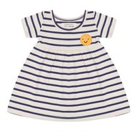 thumb-Little indians - Dress - Smiley summer stripe-1