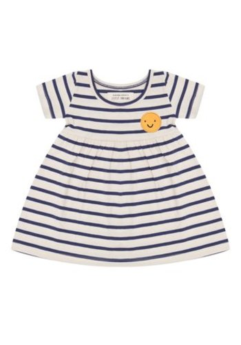 Dress - Smiley summer stripe