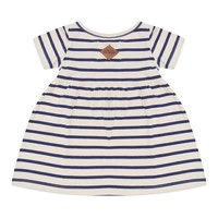 thumb-Little indians - Dress - Smiley summer stripe-2