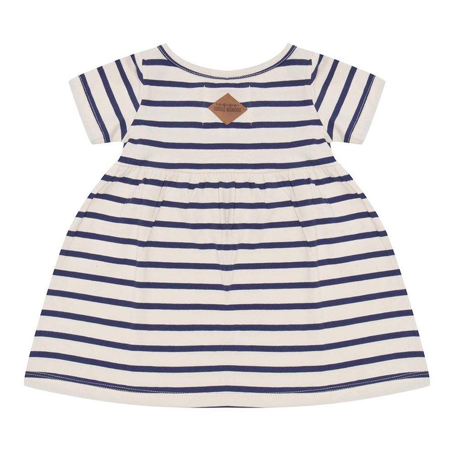 Little indians - Dress - Smiley summer stripe-2