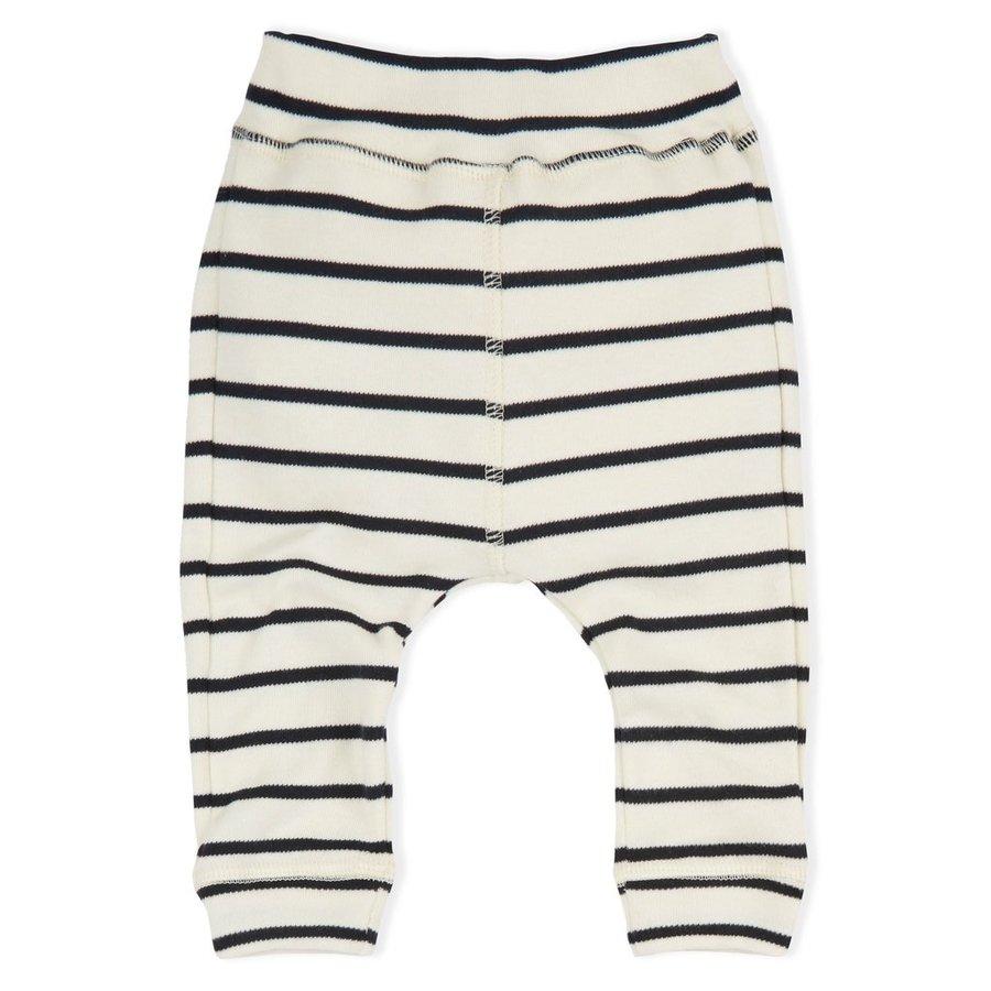 Organic Zoo - Pants Stripes - Breton-1