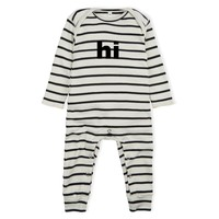 thumb-Organic Zoo - Playsuit Hi - Breton-1