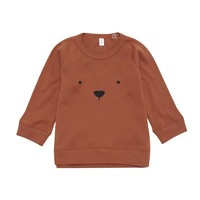 thumb-Organic Zoo - Sweatshirt Bear-1