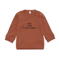 Organic Zoo - Sweatshirt Love
