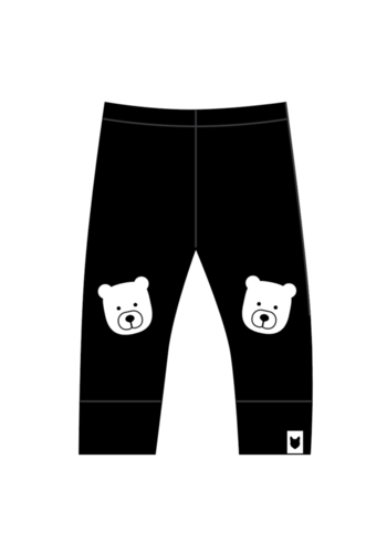 Bear Portrait Leggings