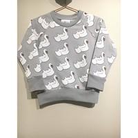 Tobias and the Bear - Swan Float sweatshirt