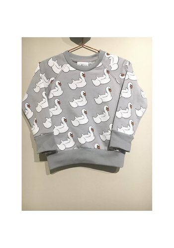 Swan Float sweatshirt