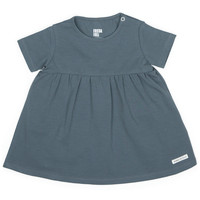 thumb-Frieda Frei Jerseydress - Little Party grey-1