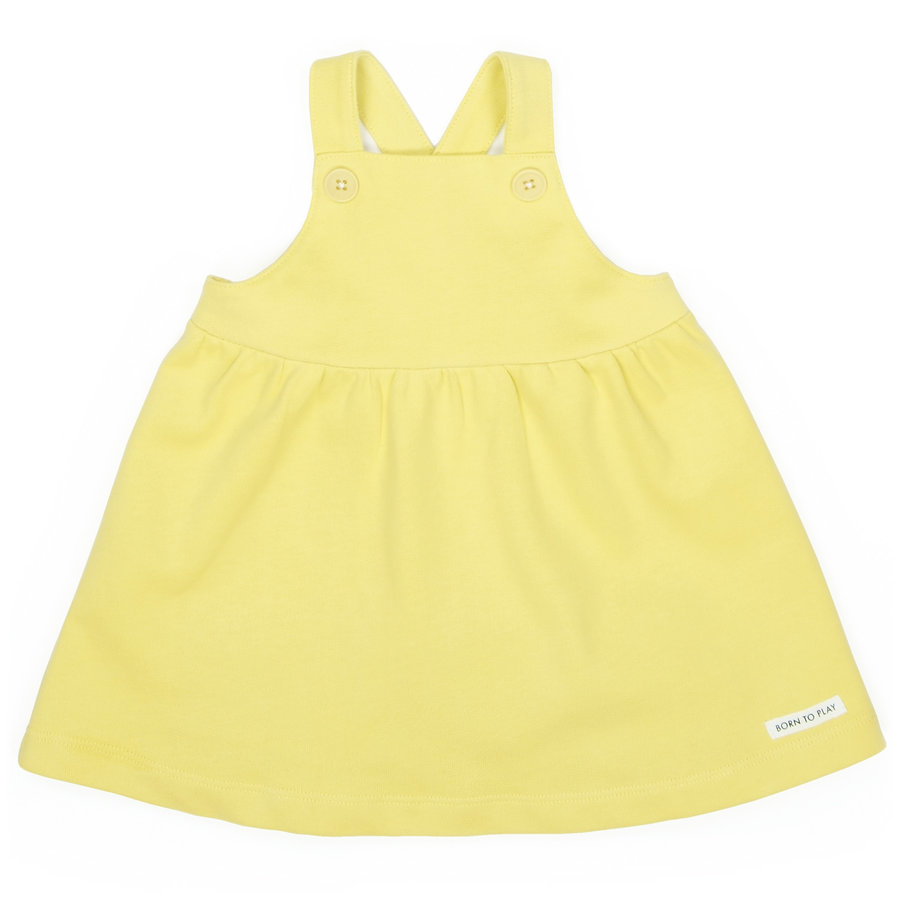 Frieda Frei Dungaree Dress - How Cute-1