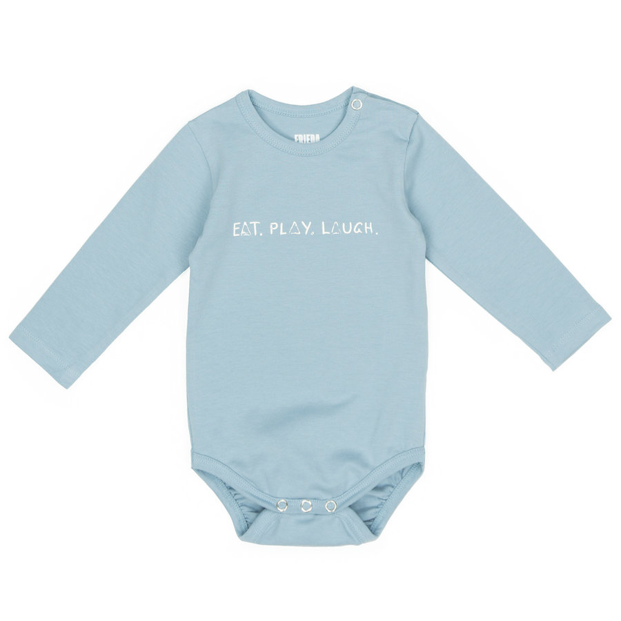Frieda Frei Body - Eat Play Laugh Blue-1