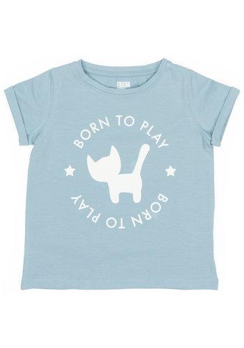 T-Shirt - Supakat Blue