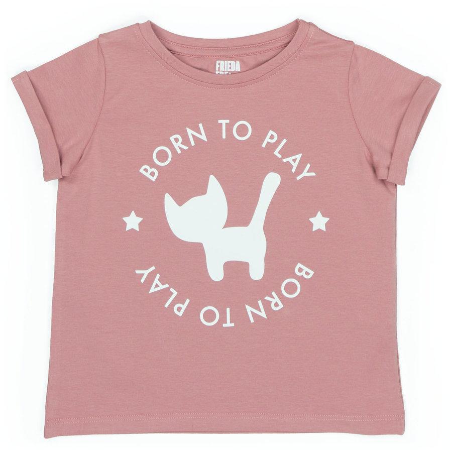 Frieda Frei T-Shirt - Supakat Pink-1