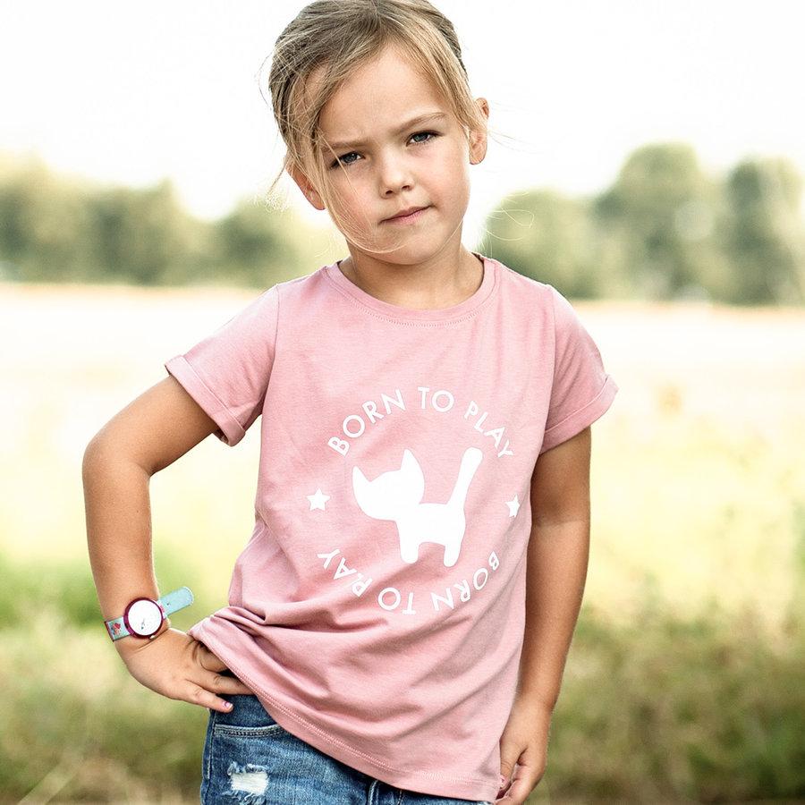 Frieda Frei T-Shirt - Supakat Pink-2