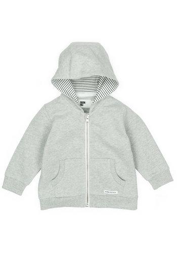 Hoodie - Companion Grey
