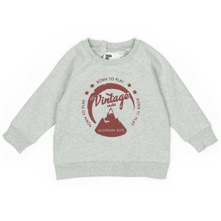 Frieda Frei Sweater - Vintage rocks-1