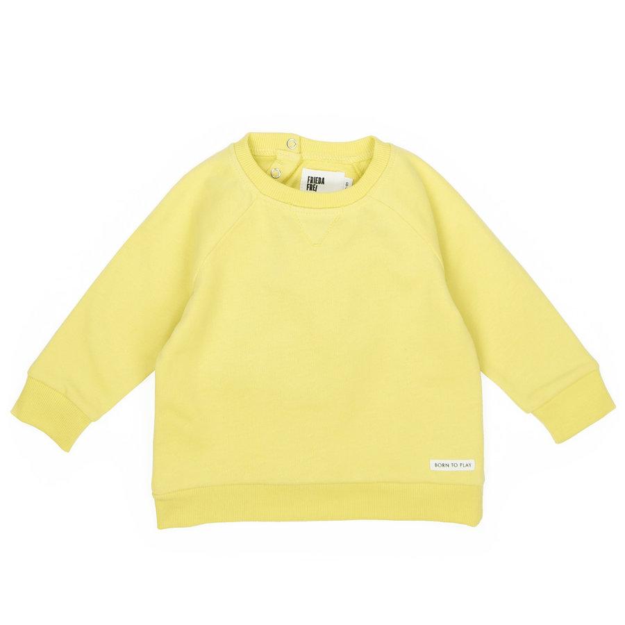 Frieda Frei Sweater - Solid Friend-1
