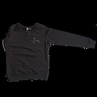 2800 by Mini Monsters - Kathedraal -  Volwassene sweater Zwart Vrouwen