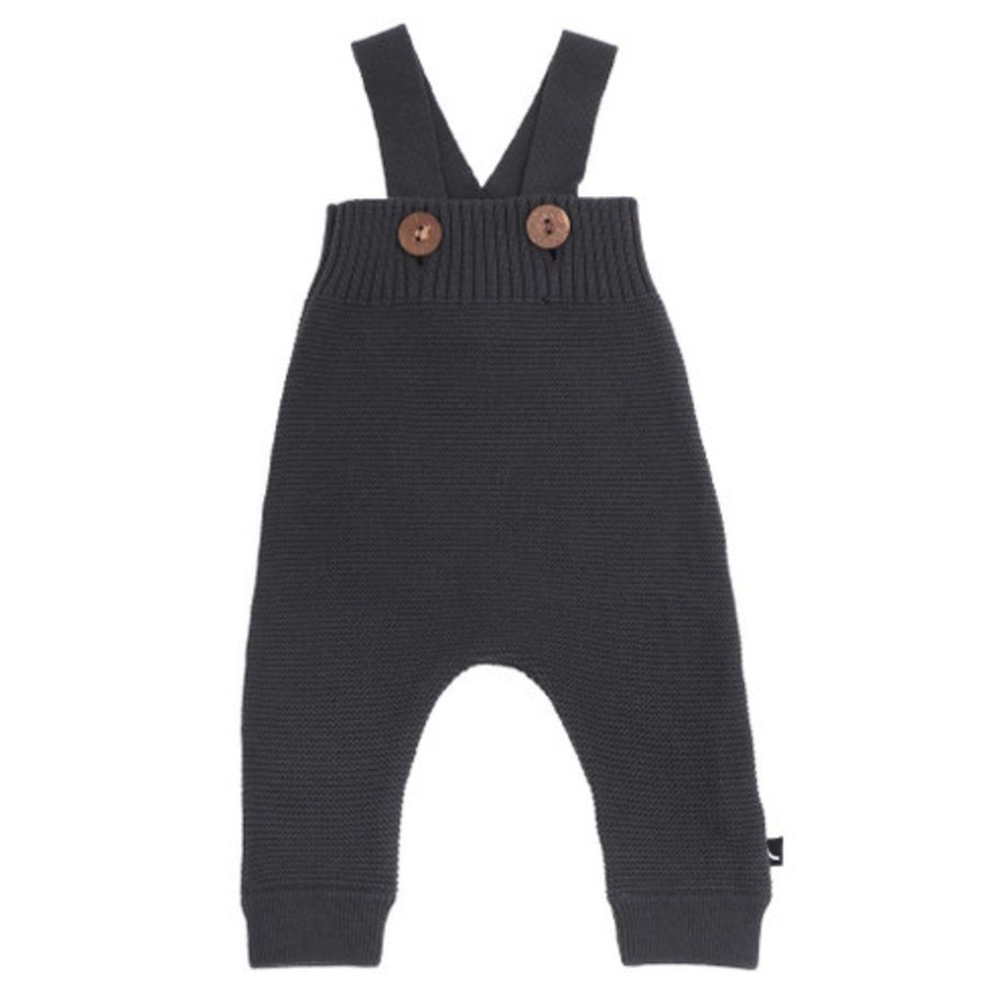 CarlijnQ - Knit basics - salopette (grey)-1