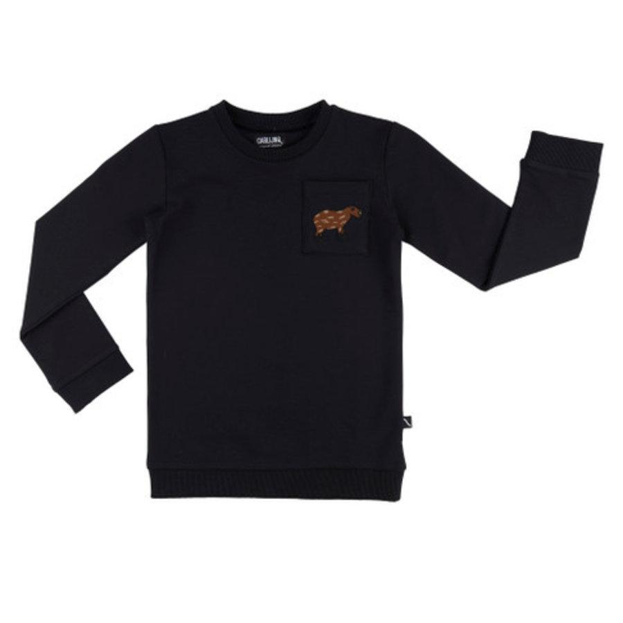 CarlijnQ - Capibara - sweater + pocket-1
