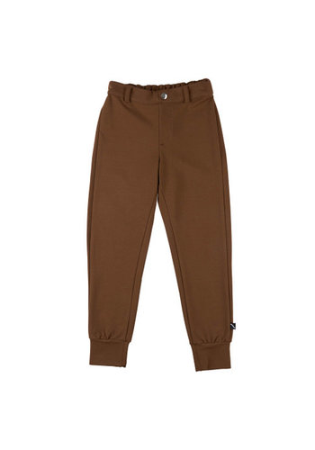 Basics - chino jogger (brown)