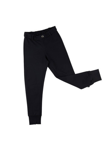 Basics - chino jogger (black)