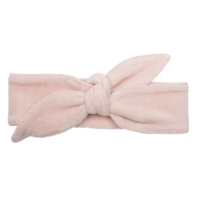 thumb-Little indians - Headband Faded Pink Velour-2
