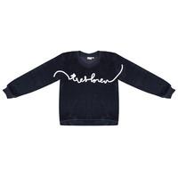 thumb-Little indians - Sweater Tres Bien Total Eclipse Velour-1