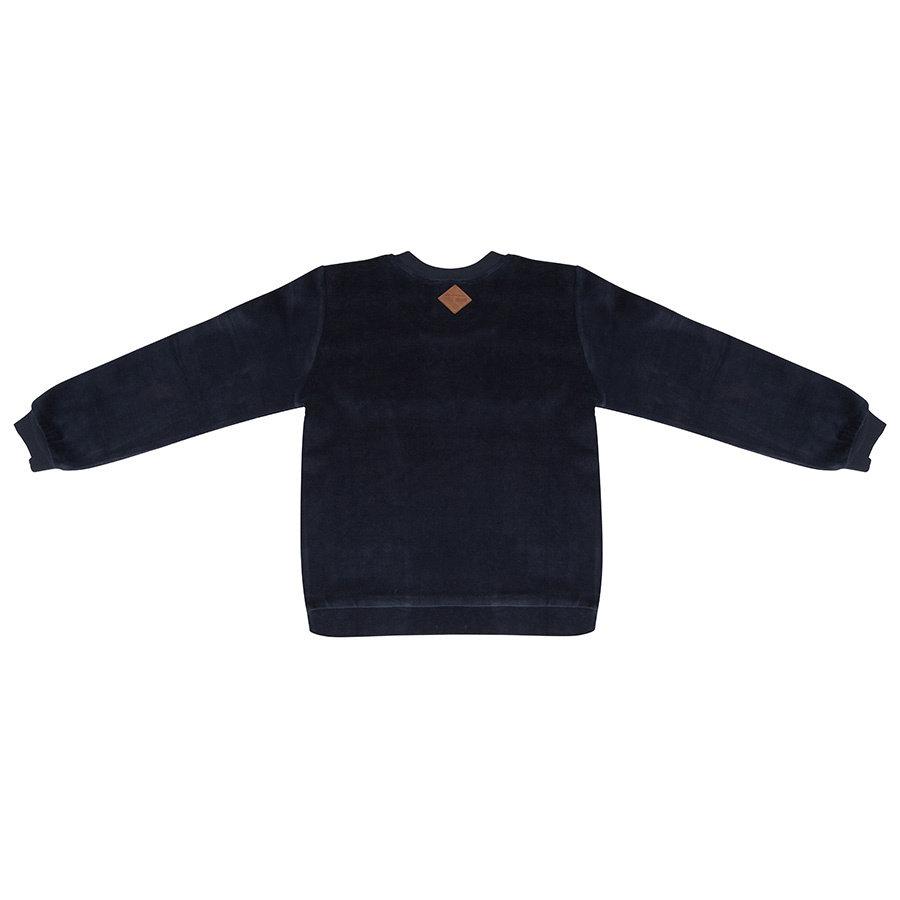 Little indians - Sweater Tres Bien Total Eclipse Velour-2