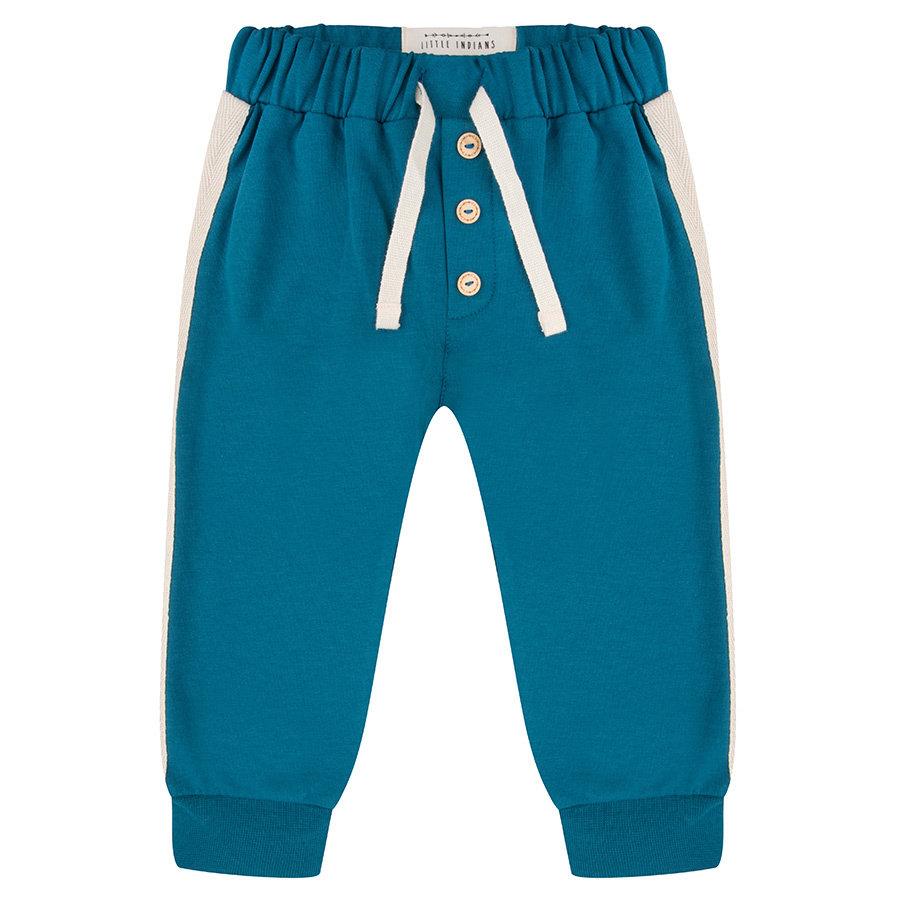 Little indians - Sporty Pants Blue-1