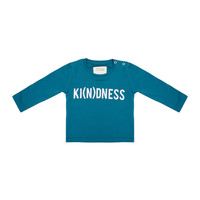 thumb-Little indians - Longsleeve Ki(n)dness Blue-1