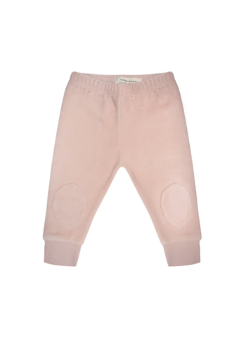 Marlon Legging Faded Pink Velour