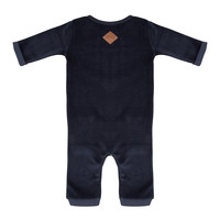 thumb-Little indians - Jumpsuit Tres Bien Total Eclipse Velour-2