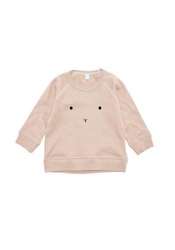 Sweatshirt Bunny - Clay