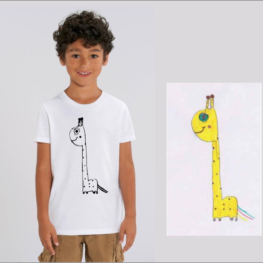 Mini Monsters - De tekening van je kind, geprint!-5