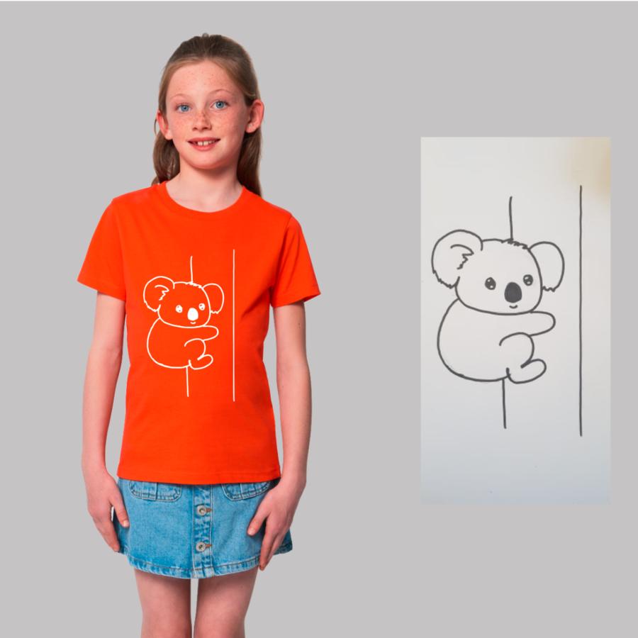 Mini Monsters - De tekening van je kind, geprint!-4