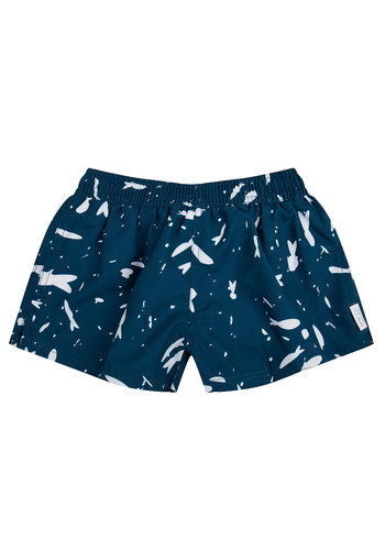 Swimshort Fish Legion Blue