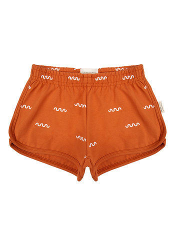 Shorts Waves Bombay Brown
