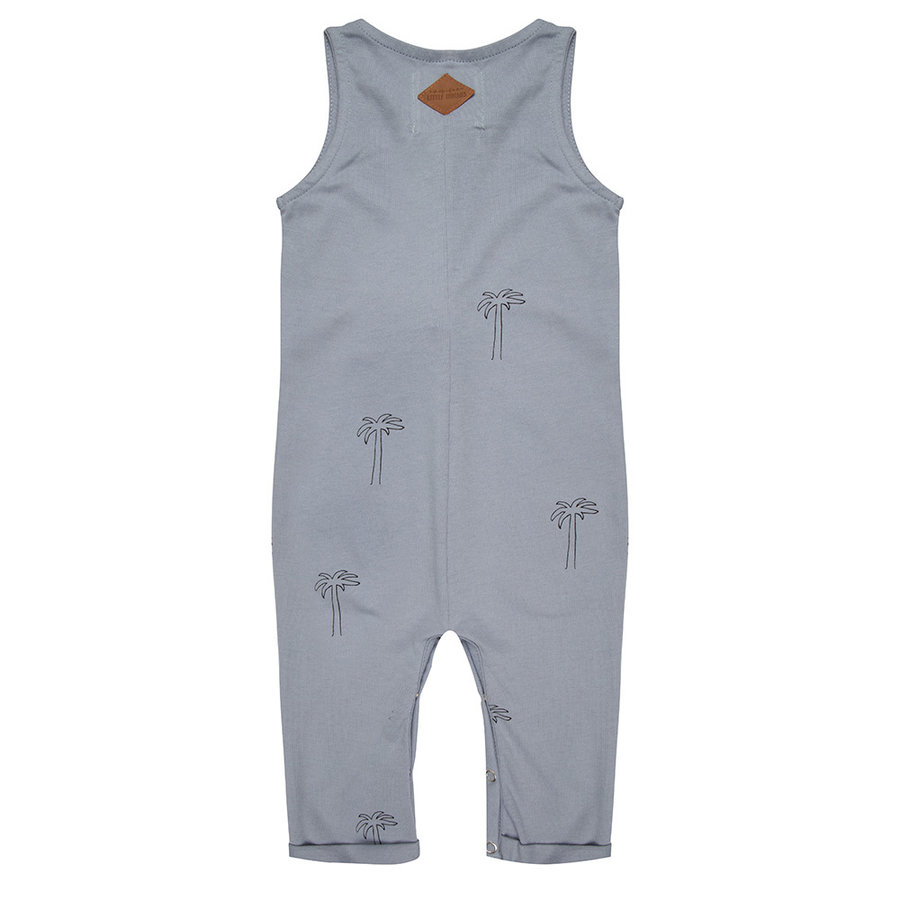 Little indians - Jumpsuit palmtrees flint stone-2