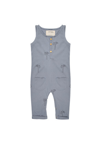 Jumpsuit palmtrees flint stone