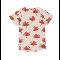 thumb-CarlijnQ - Palm leaf t-shirt dropback-2