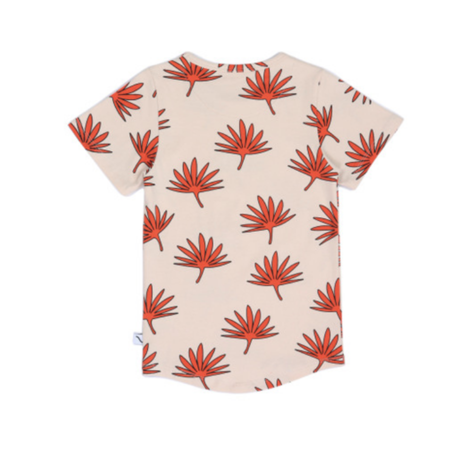 CarlijnQ - Palm leaf t-shirt dropback-2