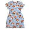 CarlijnQ   CarlijnQ - Chameleon shortsleeve dress