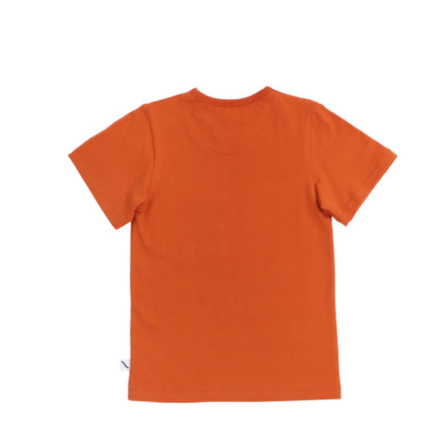 CarlijnQ - Chameleon t-shirt with pocket-2