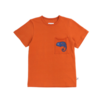 CarlijnQ   CarlijnQ - Chameleon t-shirt with pocket