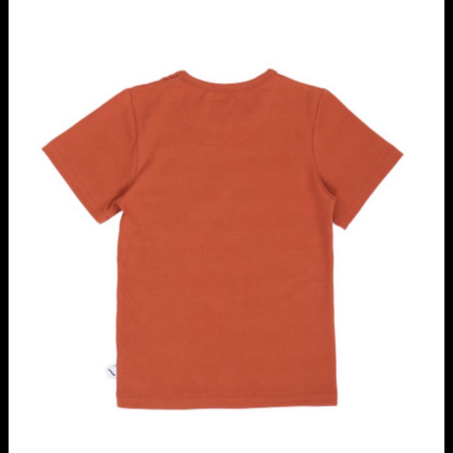 CarlijnQ - Binocular t-shirt print-2
