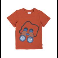 thumb-CarlijnQ - Binocular t-shirt print-1